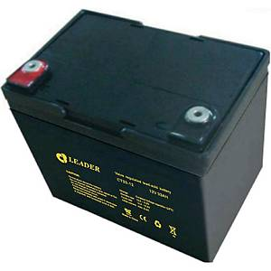 Batteri Celltech CT-33-12, bly, 12V, 33 Ah, T6