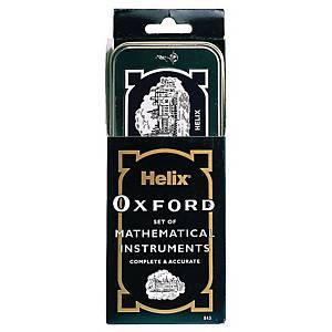 Helix Oxford Maths Set 9-Piece