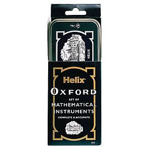 Helix Oxford Maths Set 9-Piece