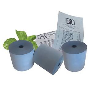 Rotolo in carta termica Blue 4est 80mm x 70m - conf. 10