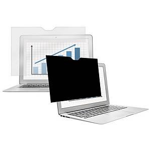 13,3  Fellowes PrivaScreen betekintésvédelmi monitorszűrő, szélesvásznú, 16:10