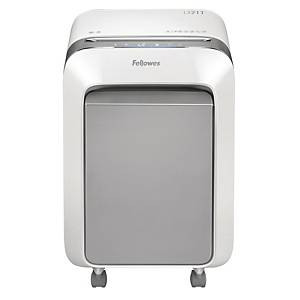 Fellowes 5160001 Powershred LX 201 Shredder Microshred P-5 Black