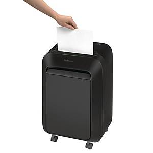 Destructora Fellowes LX211 microcorte - DIN P5 - negra