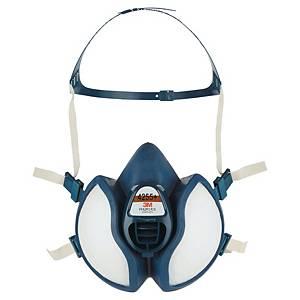 Masque réutilisable 3M 4255+ - filtres A2P3 intégrés