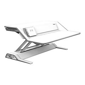Fellowes Lotus DX Sit-Stand 升降工作檯 白色