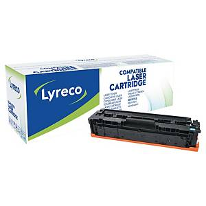 Lyreco HP CF501A Compatible Laser Cartridge - Cyan