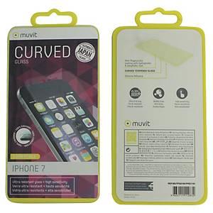 Verre trempé Muvit pour iPhone 6/6S/7/8