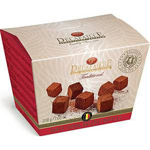 TRUFFLES CHOCOLATE ORIGINAL 200G