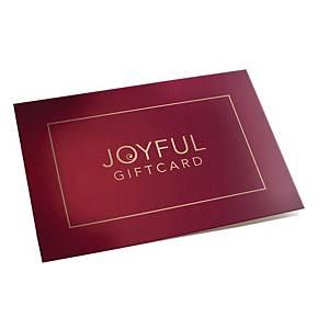 Joyful lahjakortti 49 €