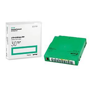 LTO Ultrium 8 Data Tape HP Q2078A, 12/30TB