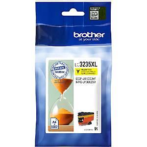 Tintenpatrone BROTHER LC-3235XY, 5000 Seiten, yellow
