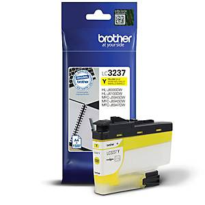 Tintenpatrone BROTHER LC-3237Y, 1500 Seiten, yellow