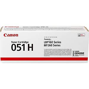 Toner 051 CANON 2169C002, LBP 162dw,  4100 Seiten, schwarz