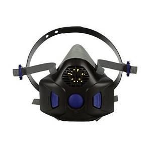 3M HF803SD Respirator Mask Half-Face Large Black