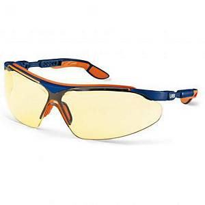 Uvex 9160.520 Safety Glasses Yellow Lens