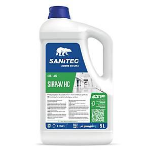 Detergente pavimenti Sanitec Sirpav HC 5 L