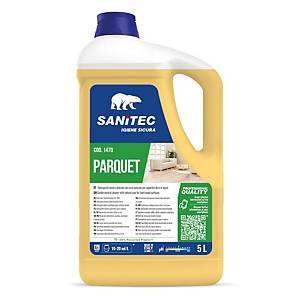 Detergente pavimenti in legno Sanitec Parquet 5 L