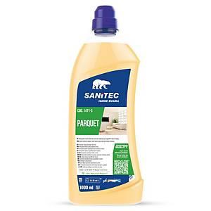 Detergente pavimenti in legno Sanitec parquet 1 L
