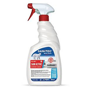 Sgrassatore universale Sani Active spray 750 ml