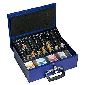 WEDO CASH BOX UNIVERSA 35.5 X 27.5CM BLU