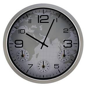GIAVANI นาฬิกาแขวนผนัง 1954 14 นิ้ว สีขาว