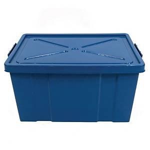 กล่องพลาสติกอเนกประสงค์  43X65.5X33 ซม.