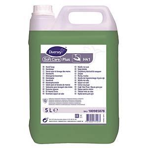 Jabón de manos hiienizante - Salló Soft Care Plus H41 - 5 l