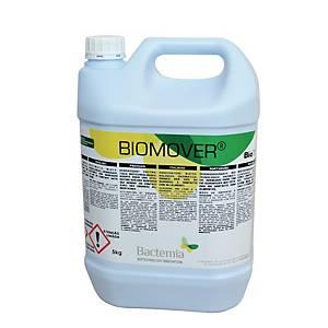 Produto de limpeza desengordurante concentrado - Bactemia Bioremover - 5 l
