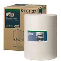 Bobina de paños para limpieza multiuso Tork - 152 m - Blanco