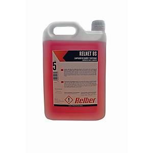 Produto de limpeza para casas de banho Relber Relnet BS - 5 l