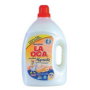 Detergente para a roupa La Oca 75 doses - 5 l