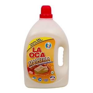 Detergente para ropa La Oca 75 dosis - 5l
