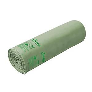 Pack de 10 sacos do lixo biodegradáveis Vileda- 100 l