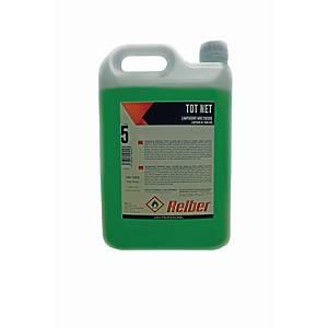 Limpiador concentrado con bioalcohol - Relber - Totnet - 5 l