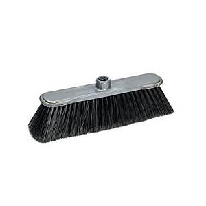 Cepillo de escoba con paragolpes - 330 mm - Negro