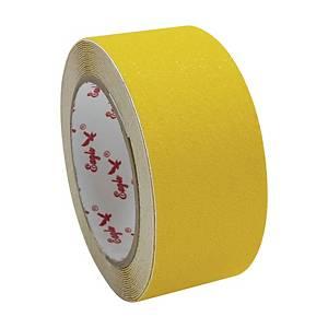 防滑貼 (一般平地) 48mm x 10m 黃色