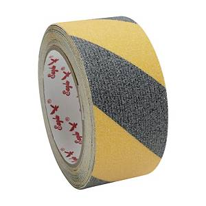 危險警示防滑貼 (一般平地) 48mm x 10m