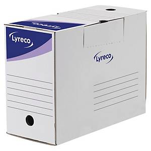 LYRECO MANUAL ARCHIVE BOX 150MM