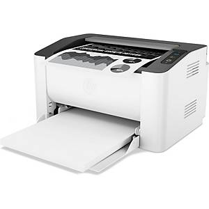 Printer HP 107w, sheet size A4, laser monochrome