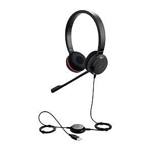 Jabra Evolve 20 MS Stereo kuuloke langallinen