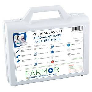FARMOR FIRST AID KIT SUITCASE AGRO FOOD