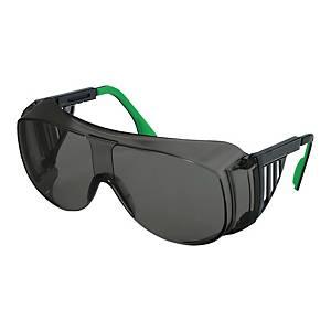 Okulary spawalniecze UVEX Visitor 9161.143, soczewka szara