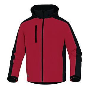 Kurtka DELTA PLUS Vigo, czerwono-czarna, rozmiar XL