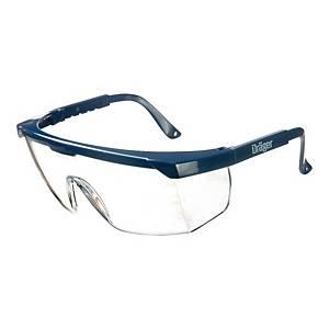 Okulary DRAEGER X-Pect 8240, soczewka bezbarwna