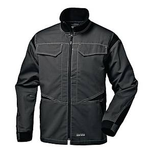 SIR 31103G INDUSTRIAL JACKE 4XL GRY/BLK