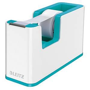 Zásobník na lepiace pásky Leitz 5364 WOW, na pásky, 19 mm x 33 m, ľadovo modrá