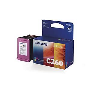 SAMSUNG INK-C260 I/JET CART CMY