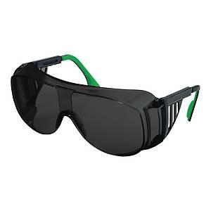 Okulary spawalniecze UVEX Visitor 9161.145, soczewka szara