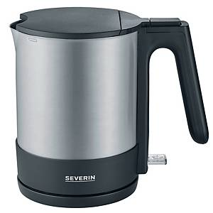 SEVERIN WK 3409 ELECT. KETTLE 1.7L STEEL
