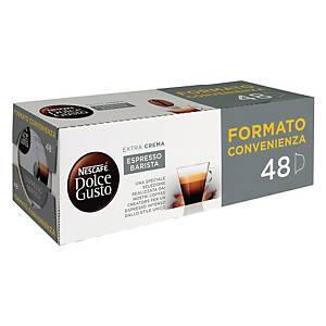 Caffè Espresso Barista Nescafè DolceGusto - conf. 48 capsule